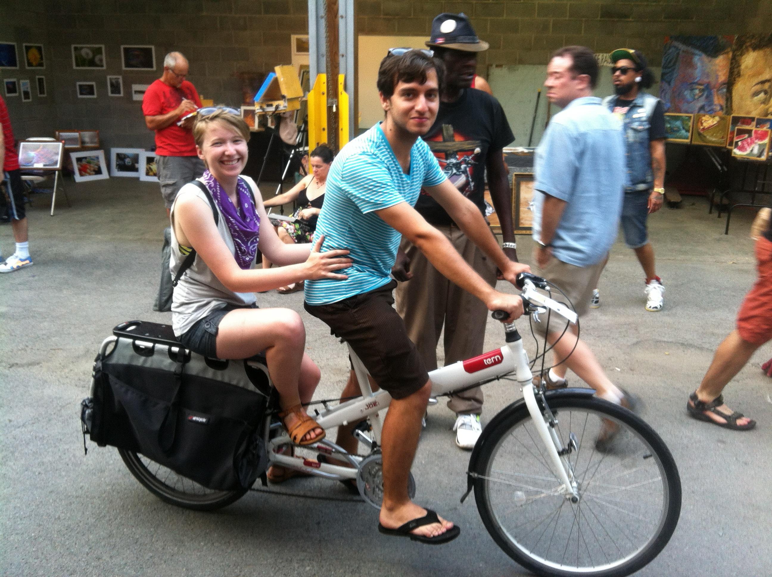 Bike Passenger Bikes As Transportation